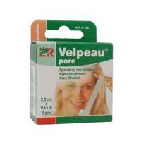 Velpeaupore Sparadrap microporeux 2,5cmx9,14m à SAINT-VALLIER