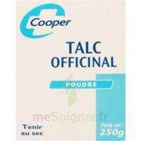 COOPER TALC, bt 250 g à SAINT-VALLIER