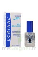 ECRINAL SOIN & BEAUTE ONGLES HUILE SECHE - VERNIS, fl 10 ml à SAINT-VALLIER