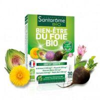 Santarome Bio Gélules Bien-être du foie B/30 à SAINT-VALLIER