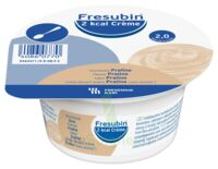 FRESUBIN 2 KCAL CREME SANS LACTOSE, 200 g x 4 à SAINT-VALLIER