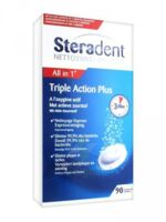 STERADENT TRIPLE ACTION, tube 30, bt 3 à SAINT-VALLIER