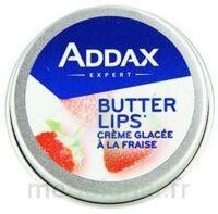 ADDAX BUTTER LIPS CREME GLACEE FRAISE à SAINT-VALLIER