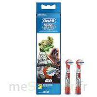 Oral-B Stages Power Star Wars 2 brossettes à SAINT-VALLIER