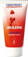 Akileïne Crème réchauffement pieds froids 75ml à SAINT-VALLIER