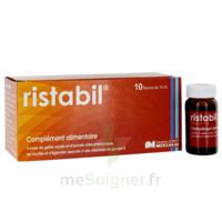 Ristabil Anti-Fatigue Reconstituant Naturel B/10 à SAINT-VALLIER