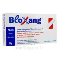 BLOXANG Eponge de gélatine stérile hémostatique B/5 à SAINT-VALLIER
