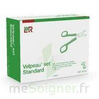 Velpeau Set Standard set de pansement pour plaies chroniques avec paire de ciseaux à SAINT-VALLIER