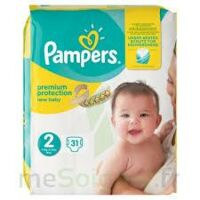 Pampers New Baby T2 3-6kg à SAINT-VALLIER