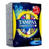 Tampax Compak Pearl Régulier à SAINT-VALLIER