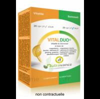 Nutravance Vitalduo 20+20 comprimés à SAINT-VALLIER