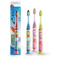 GUM TIMER LIGHT Brosse dents 7-9ans à SAINT-VALLIER