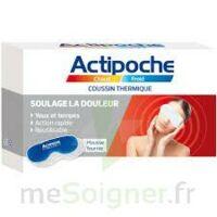 ACTIPOCHE Masque thermique yeux et tempes B/1 à SAINT-VALLIER
