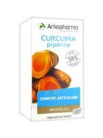 Arkogelules Curcuma Pipérine Gélules Fl/150 à SAINT-VALLIER