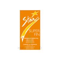 Star Super Fin Préservatif avec réservoir B/6 à SAINT-VALLIER