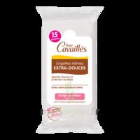 Rogé Cavaillès Intime Lingette extra douce Pochette/15 à SAINT-VALLIER