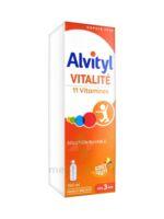 Alvityl Vitalité Solution buvable Multivitaminée 150ml à SAINT-VALLIER