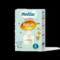 Modilac Céréales Farine Biscuit miel à partir de 6 mois B/300g à SAINT-VALLIER