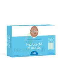 Gifrer Physiologica Hypertonique Solution nasale 20 Unidoses/5ml à SAINT-VALLIER