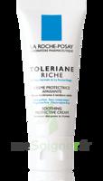 Toleriane Crème riche peau intolérante sèche 40ml à SAINT-VALLIER
