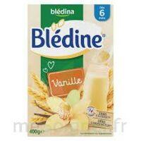 Bledina - Céréales bébé dès 6 mois saveur vanille à SAINT-VALLIER