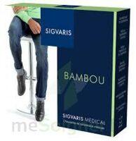 Sigvaris Bambou 2 Chaussette homme galet N large à SAINT-VALLIER
