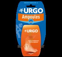 Urgo Ampoule Pansement seconde peau talon B/5 à SAINT-VALLIER