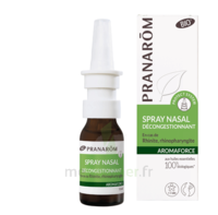 Aromaforce Solution nasale dégage le nez 15ml à SAINT-VALLIER