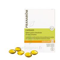 Oléocaps 2 Caps santé intestinale bio B/30 à SAINT-VALLIER