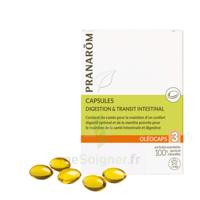 Oléocaps 3 Caps confort digestif bio B/30 à SAINT-VALLIER