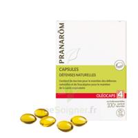 Oléocaps 4 Caps système immunitaire bio B/30 à SAINT-VALLIER